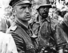 Kurt Meyer ('Panzer-Meyer')