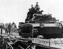 Német harcjárművek festése 1922-2000