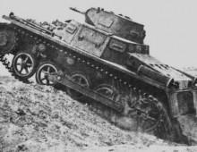 Panzerkampwagen I