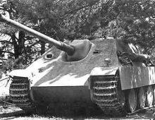 Jagdpanzer V Jagdpanther