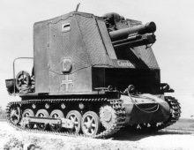 Sturmpanzer I Bison I