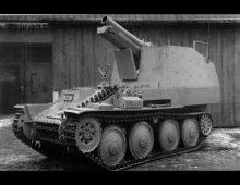 Sturmpanzer 38(t) Grille