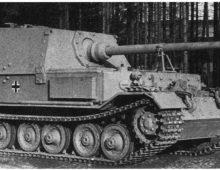 Panzerjäger Tiger (P) Ferdinand/Elefant