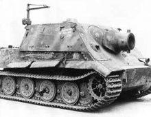 Sturmpanzer VI Sturmtiger