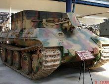 Bergepanzerwagen Panther