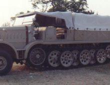Sd.Kfz. 9 Schwerer Zugkraftwagen 18t