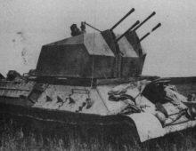 Flakpanzer T-34(r)