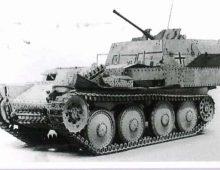 Flakpanzer 38(t) Gepard