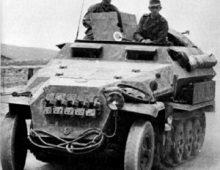 Sd.Kfz. 251 Mittlerer Schützenpanzerwagen