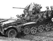 Sd.Kfz. 10 Leichter Zugkraftwagen 1t