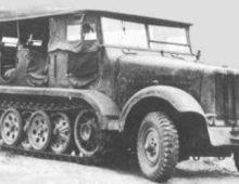Sd.Kfz. 6 (mittlerer Zugkraftwagen 5t)