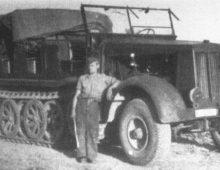 Sd.Kfz. 8 Schwerer Zugkraftwagen 12t
