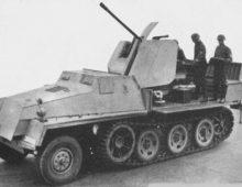 Schwerer Wehrmachtsschlepper